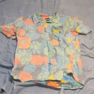 O'Neill Floral Button Up